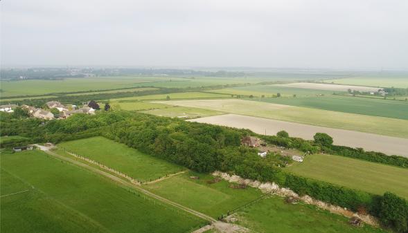 View of Devil's Dyke